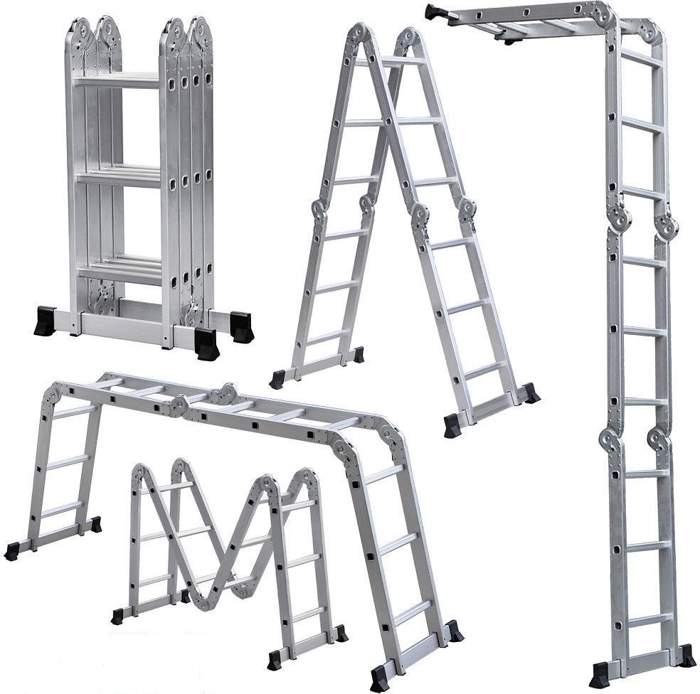 Лестница трансформер 3,5 и 4,5м