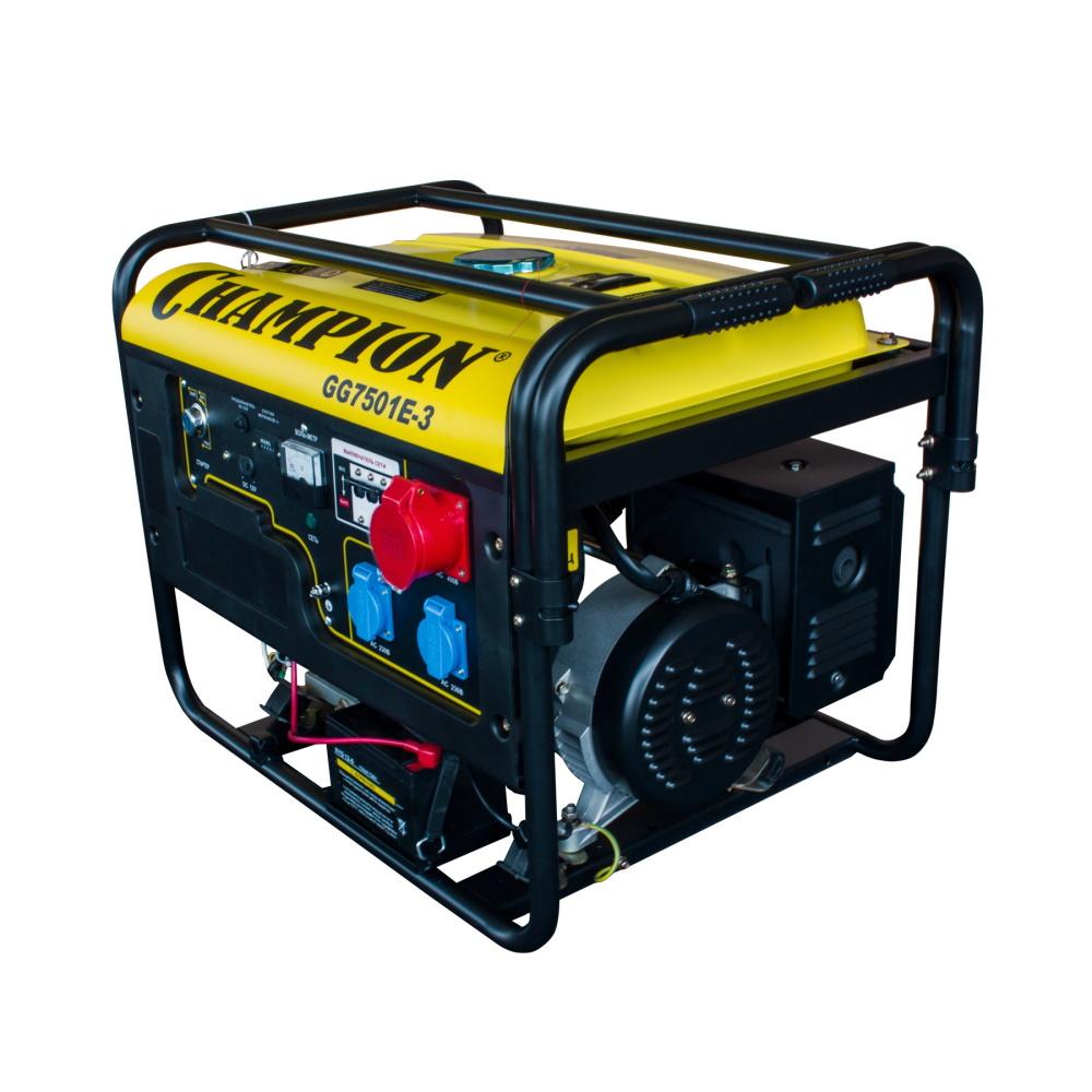 Генератор 8,1 кВт трехфазный 380В